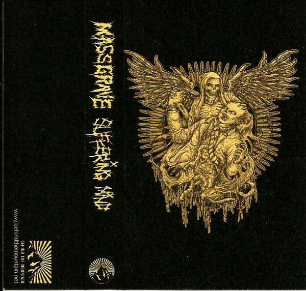 Massgrave - MassGrave / Suffering Mind