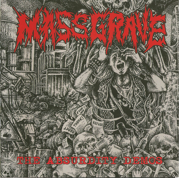 Massgrave - The Absurdity Demos / Untitled