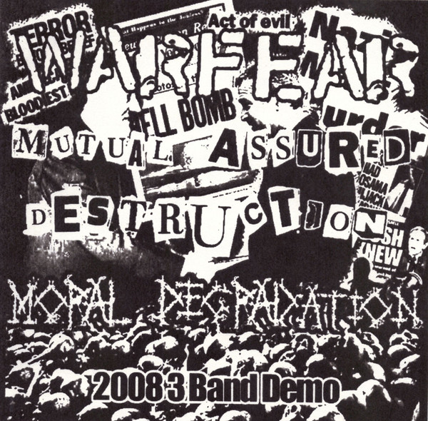 Moral Degradation - 2008 3 Band Demo