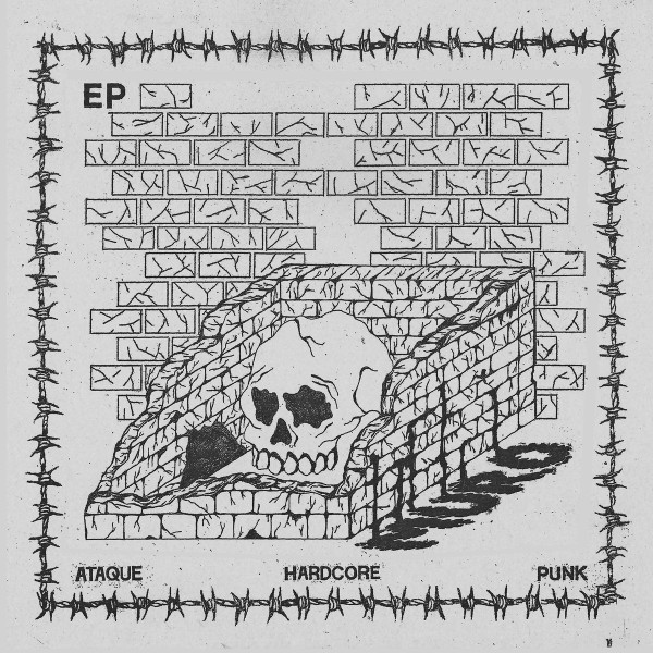 Muro - Ataque Hardcore Punk