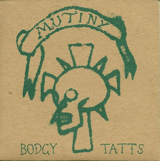 Mutiny - Bodgy Tatts