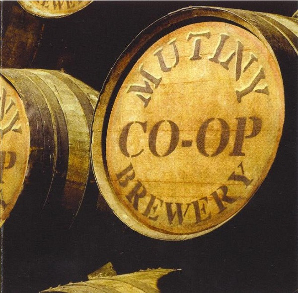Mutiny - Co-op Brewery