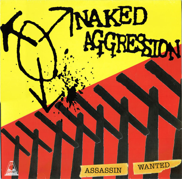 Naked Aggression - Assassin Wanted / Keine Zeit