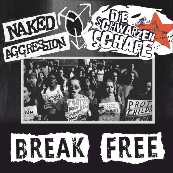 Naked Aggression - Break Free