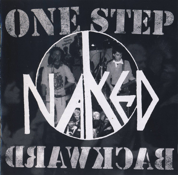 Naked - One Step Backward