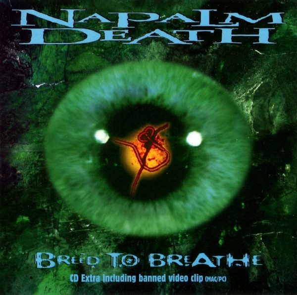 Naplam Death - Breed To Breathe
