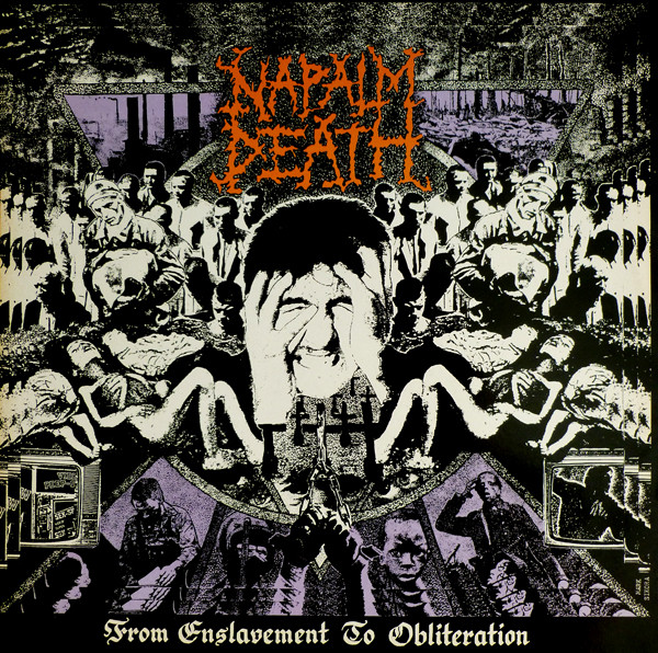 Naplam Death - From Enslavement To Obliteration