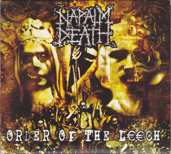 Naplam Death - Order Of The Leech