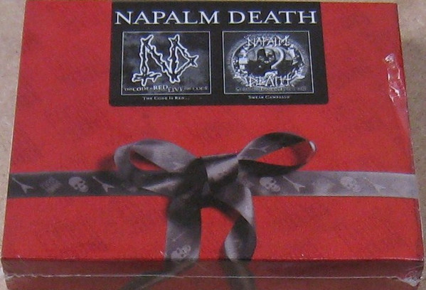 Naplam Death - The Code Is Red... Long Live The Code / Smear Campaign