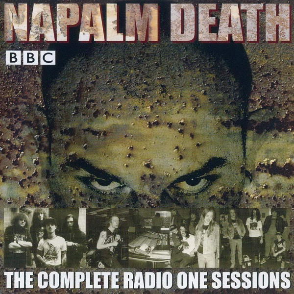 Naplam Death - The Complete Radio One Sessions
