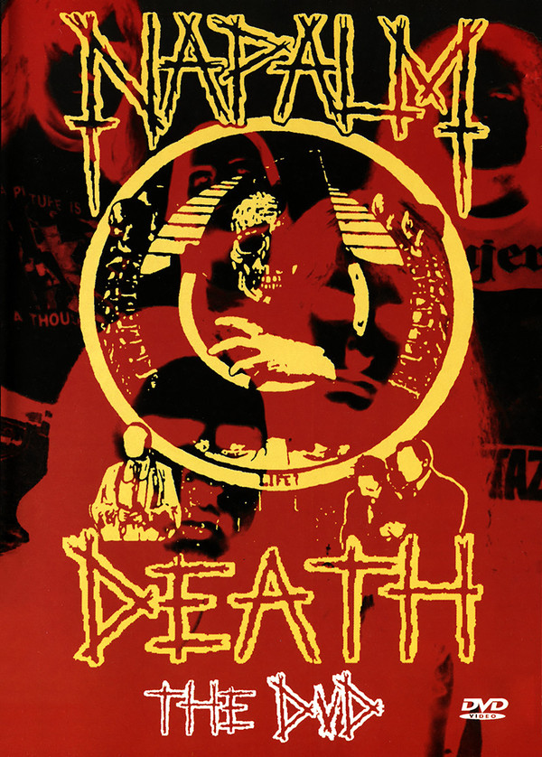 Naplam Death - The DVD