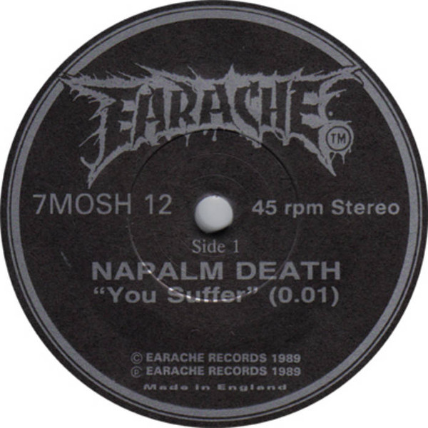 Naplam Death - You Suffer (Ralph Brown Remix)