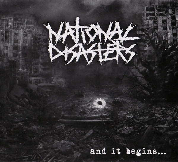 National Disasters - And It Begins...