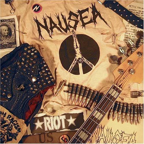 Nausea - The Punk Terrorist Anthology Vol.2 :