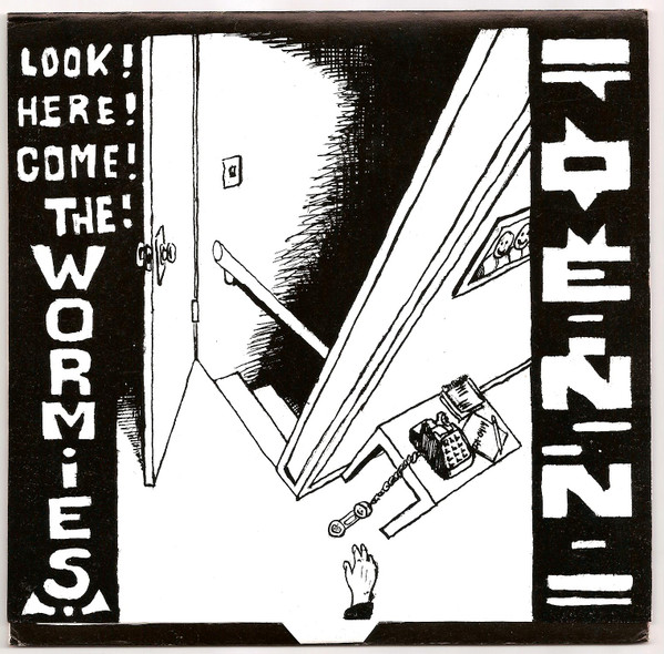 Nomeansno - Look, Here Come The Wormies / S.S. Social Service