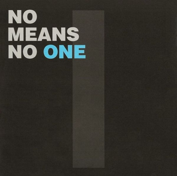 NoMeansNo - One