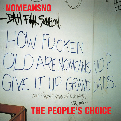 NoMeansNo - The People