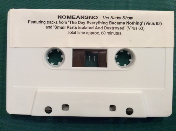 Nomeansno - The Radio Show