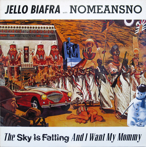 Nomeansno - The Sky Is Falling And I Want My Mommy
