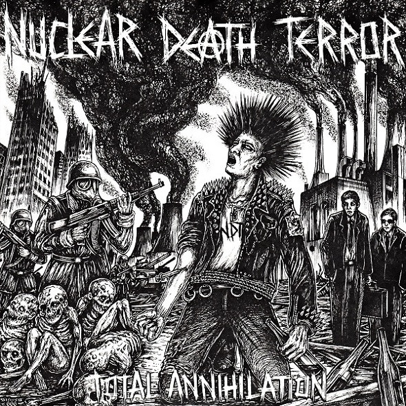 Nuclear Death Terror - Total Annihilation