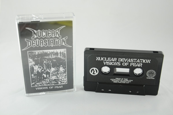 Nuclear Devastation - Visions of Fear