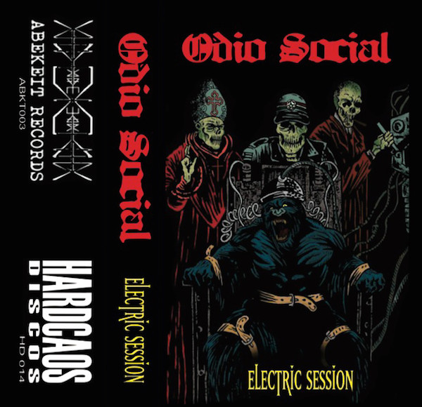 Ódio Social - Electric Session