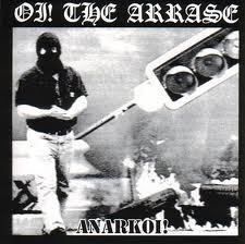 Oi The Arrase - Anarkoi!