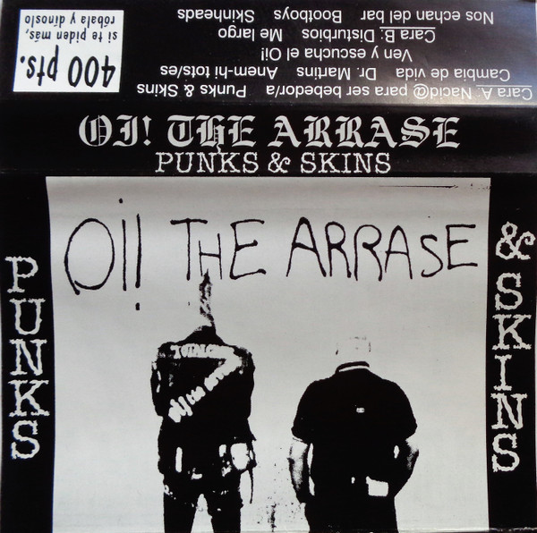 Oi The Arrase - Punks & Skins