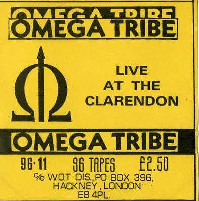 Omega Tribe - Live At The Clarendon