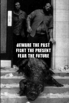 Pekatralatak - Beware The Past, Fight The Present, Fear The Future