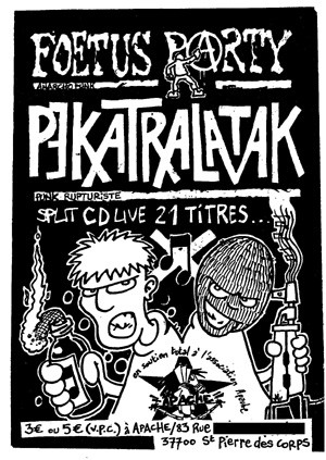 Pekatralatak - In Tours We Tour
