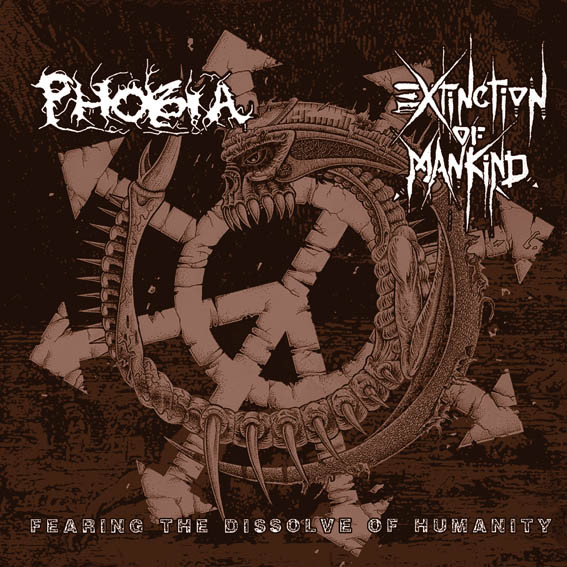 Phobia - Fearing The Dissolve Of Humanity