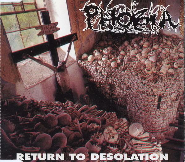 Phobia - Return To Desolation
