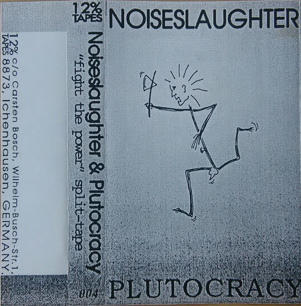 "Plutocracy - ""Fight The Power"" Split-Tape"