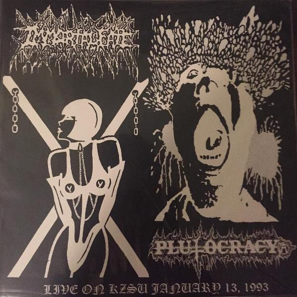 Plutocracy - Live On KZSU January 13, 1993