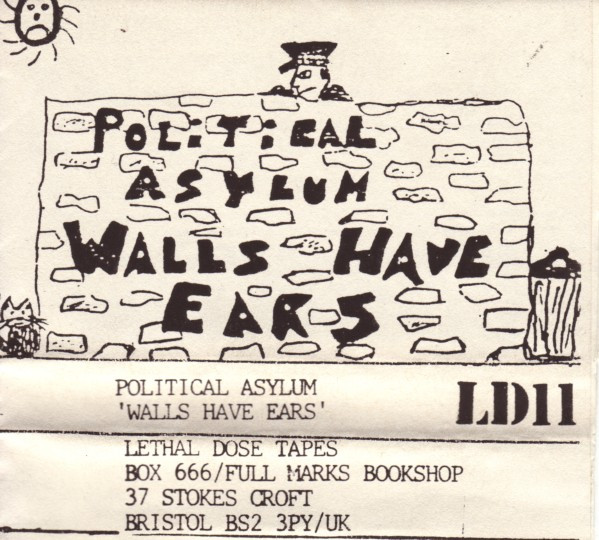 Political Asylum - Walls Have Ears