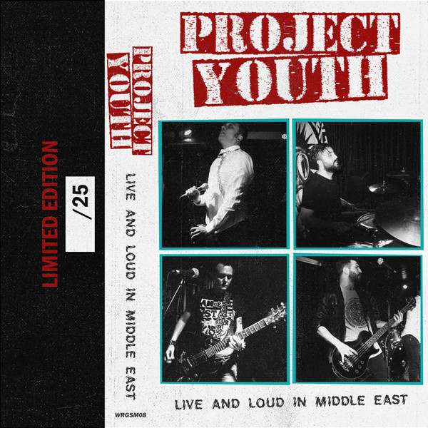 Project Youth - Live And Loud In Middle East