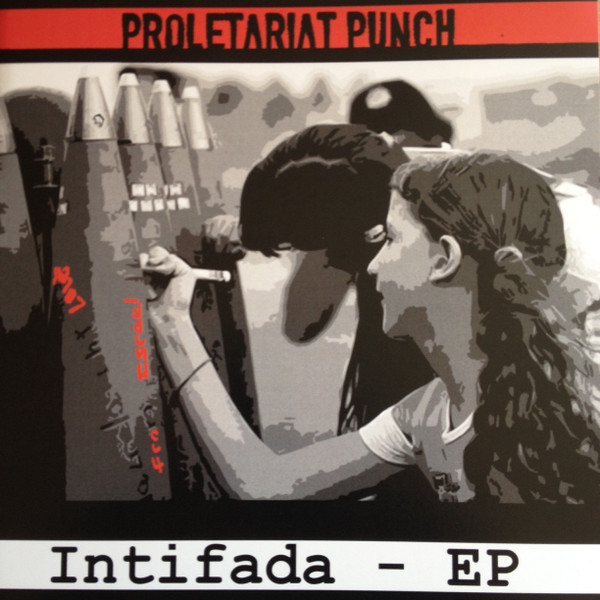 Proletariat Punch - Intifada - EP