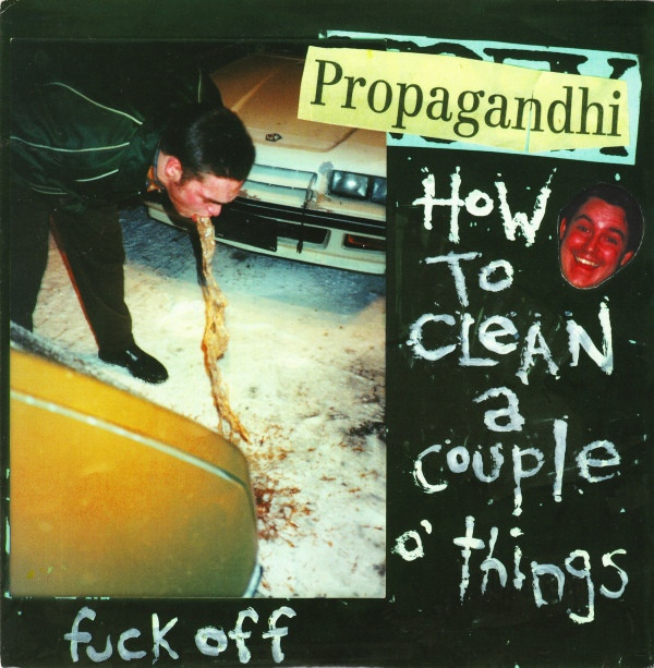 Propagandhi - How To Clean A Couple O