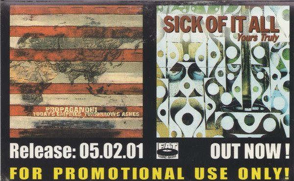 Propagandhi - Propagandhi • Sick Of It All