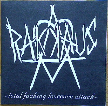 Rakkaus - Total Fucking Lovecore Attack