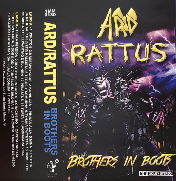 Rattus - Brothers In Boots
