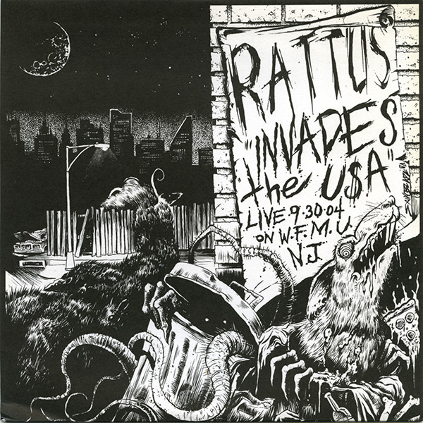 Rattus - Invades The USA