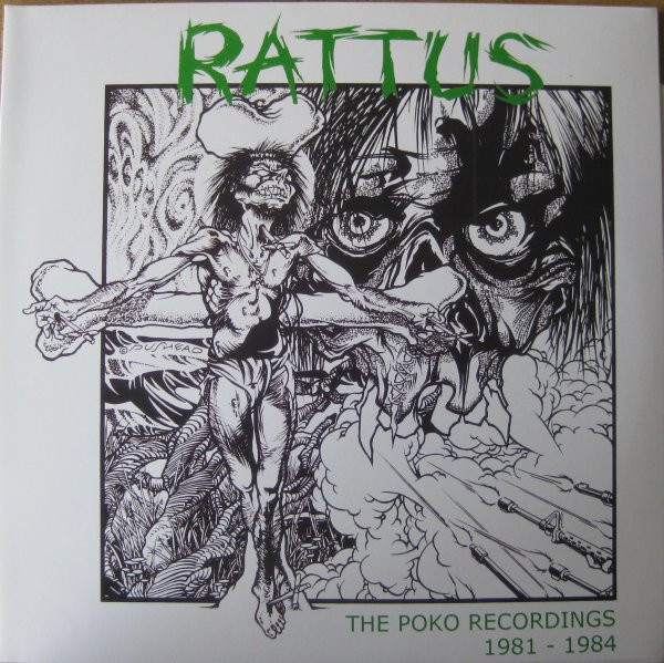 Rattus - The Poko Recordings 1981 - 1984