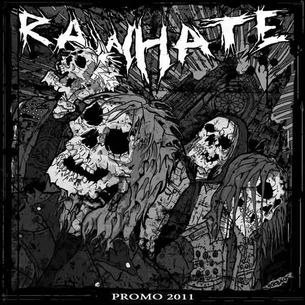 Raw Hate - raw hate promo 2011