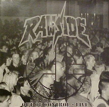 Rawside - Out Of Control Live