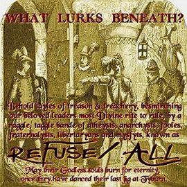 Refuse all - What Lurks Beneath?