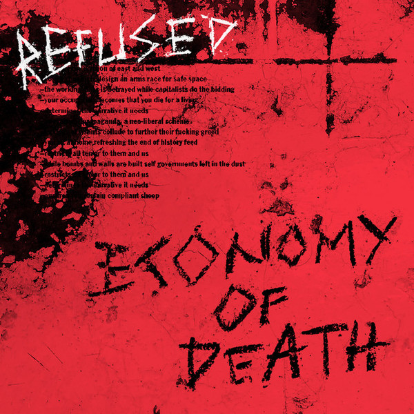 Refused - Economy Of Death