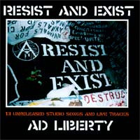 Resist And Exist - Ad Liberty
