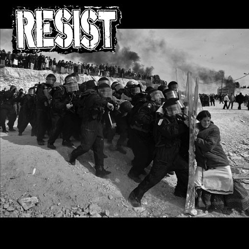 Resist - Burial Ground